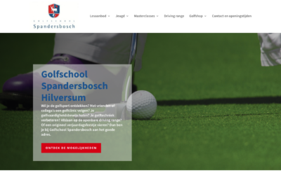 Golfschool Spandersbosch klaar voor de toekomst